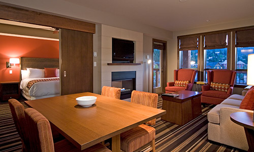Fully Equipped Suites