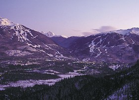 Whistler Blackcomb mountains are the crown jewels of Whistler resort.