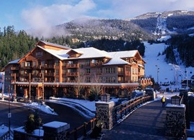Whistler Legends - located at the base of Whistler Mountain.