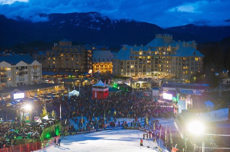 WSSF Whistler Spring Ski Events