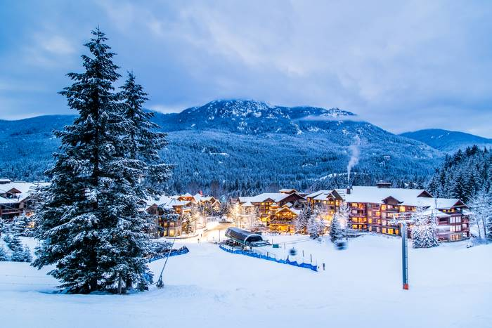 WHistler Blackcomb Skiing Snowboarding 2020/21 season