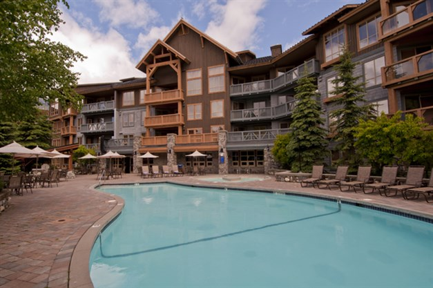 Whistler Outdoor Pool