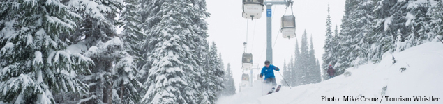 Whistler Mountain Opening Early