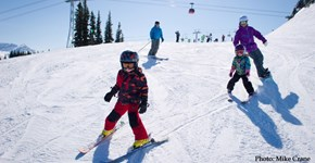 Top 5 Tips for Skiing with Toddlers