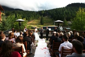 Creekside Wedding 2