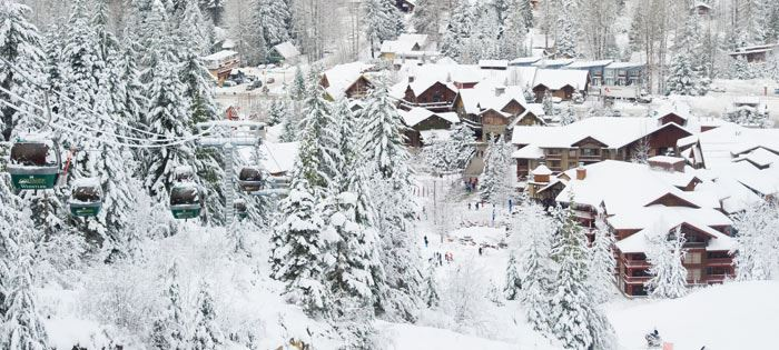 Why Whistler Creekside?