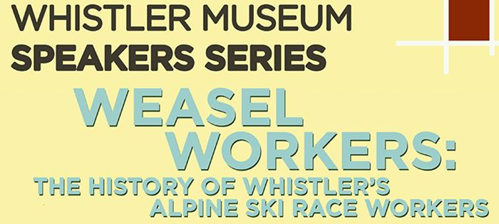 Whistler Arts Backdrop Sessions | Museum Speaker Series