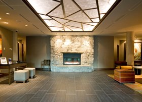 Evolution Whistler Lobby