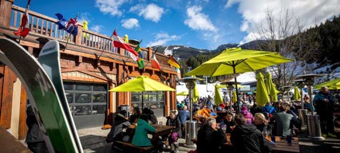 The Best Bars & Lounges in Whistler