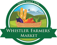 Whistler Farmer's Market | Upper Village Stroll